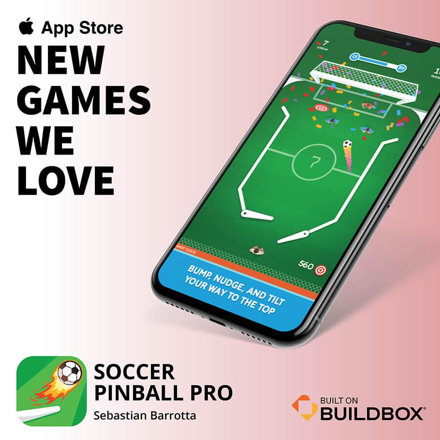 GamesWeLove SoccerPinballPro