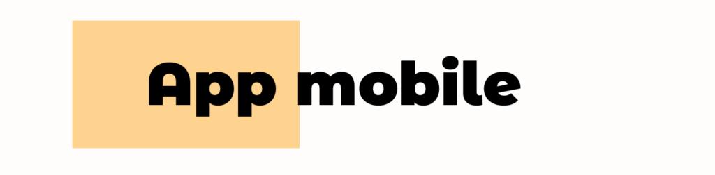 app-mobile-no-code-agence